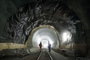 Тоннель Готард