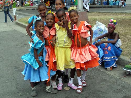 Детский карнавал