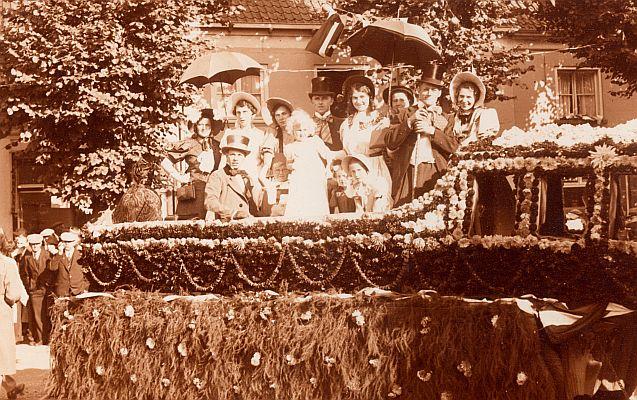 парад 1938 г.