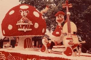 Парад 1951 г