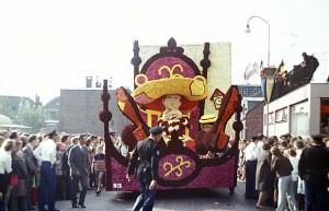 Парад 1972 г.