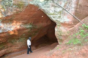 Пещера Святая