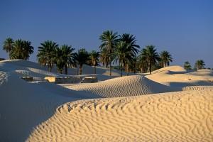 Пустыня, Тунис