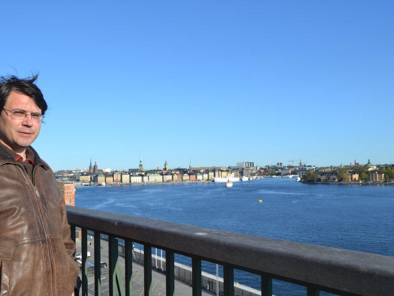 Утро в Стокгольме