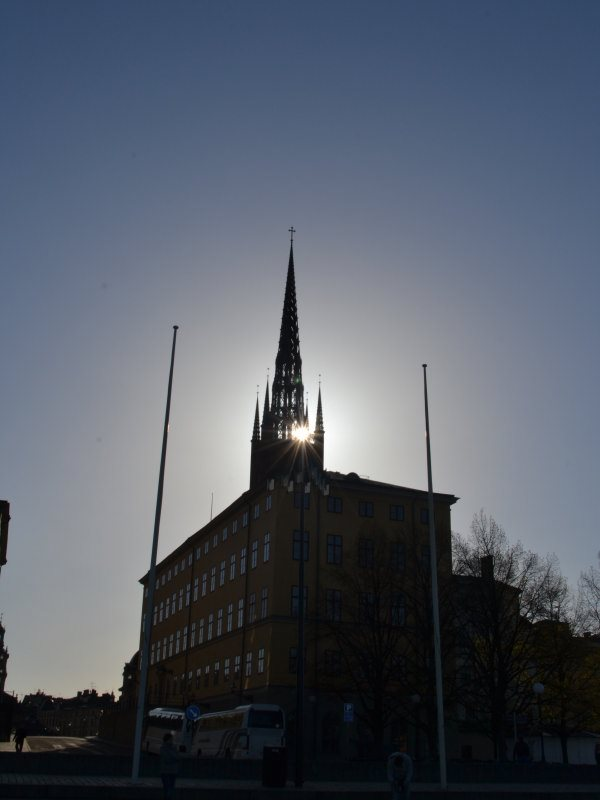 церковь Риддерхольмена