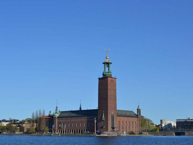 Ратуша Стокгольм