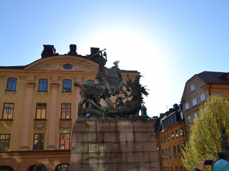 Георгий Победоносец Стокгольм