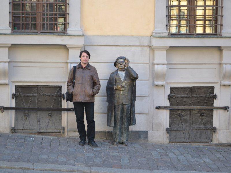 Эверт Таубе и Сергей