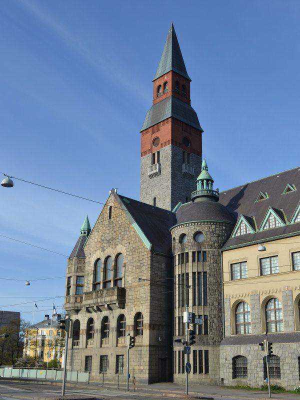 Национальный музей Финляндии