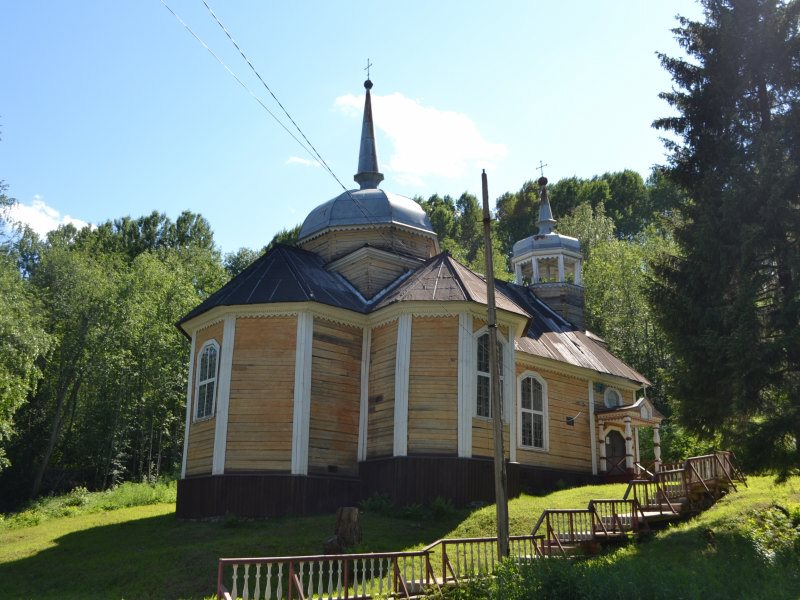 Церковь Апостола Петра, Карелия