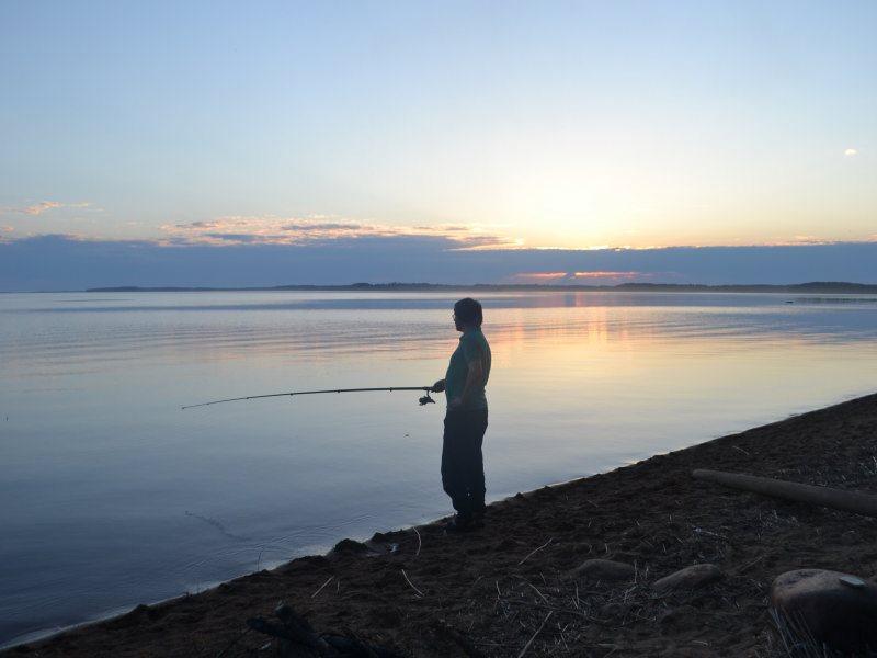 Рыбалка в Сямозеро