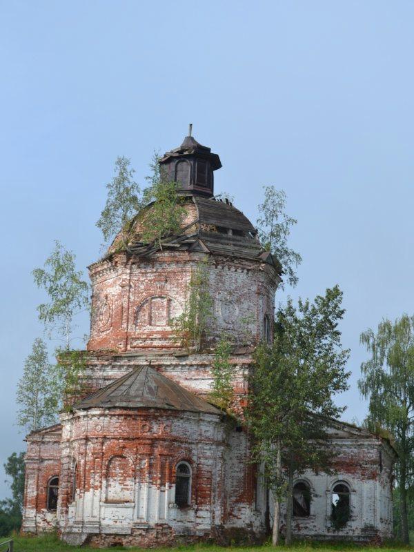 Церковь Святой Параскевы Пятницкой