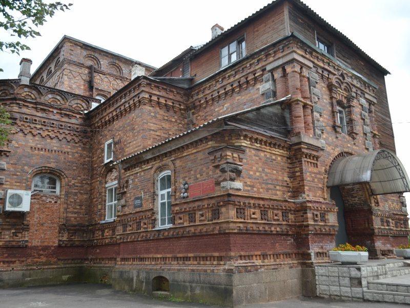 Дом Культуры, Любытино