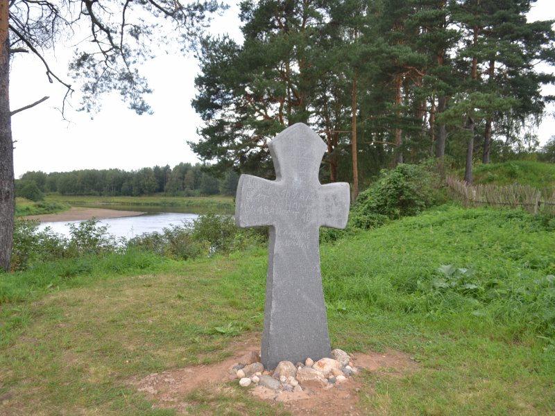 Воймерицкий крест