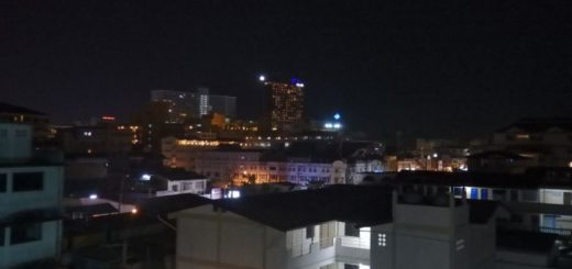 Улицы Паттайи